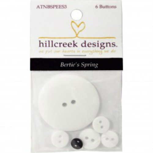 Bertie's Spring Button Pack