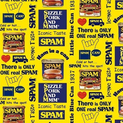 Spam Print - DDC8933-YELL-D