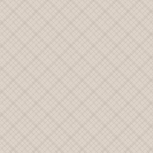 A Country Weekend - Diagonal Plaid - Tan - 1409-86495-222