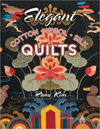 Elegant Cotton, Wool, Silk Quilts by Rami Kim