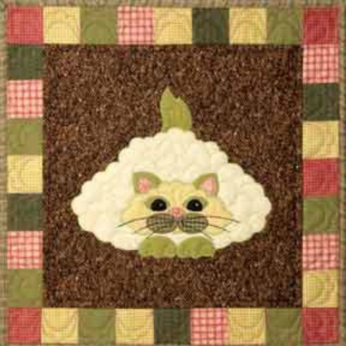 Garden Patch Cats - Caulipuss