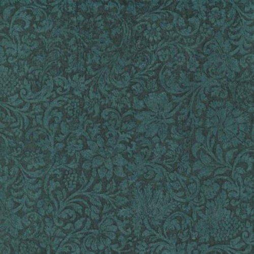 Jinny Beyer Palette - Floral Vine Windsor Blue - 8868-002