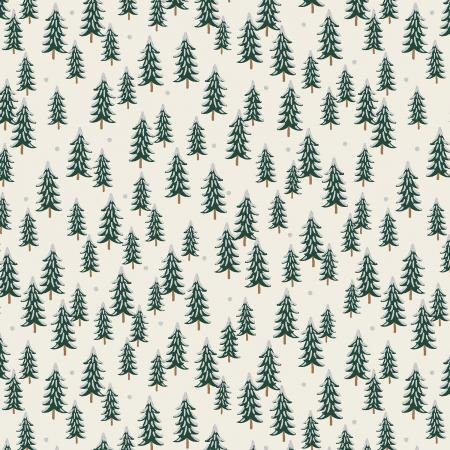 Holiday Classics - Fir Trees - RP604-SI3M
