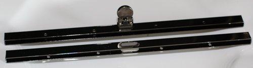 Diva Wallet Frame - 8 Gunmetal