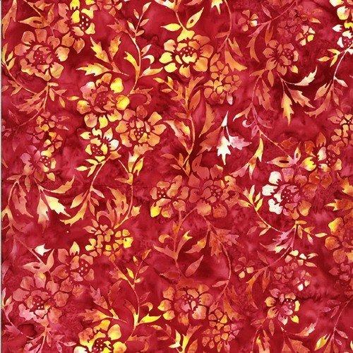Bali Batik - Floral Sunset - T2383-151