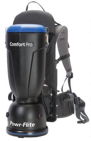 Powr-Flite BP6S Backpack Vac
