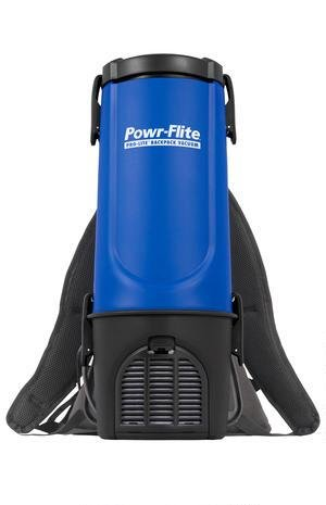 Powr-Flite Pro-Lite BP4S Backpack Vac