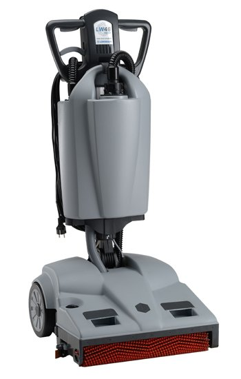 LINDHAUS ELECTRIC HYBRID FLOOR SCRUBBER AND DRIER