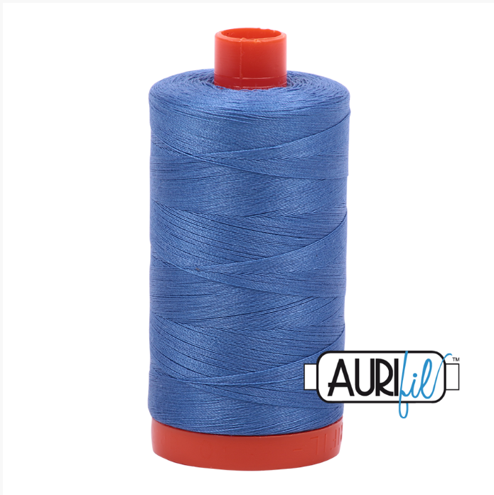 Aurifil #1128 (Light Blue Violet)<br>50 Wt. - 1422 Yds.