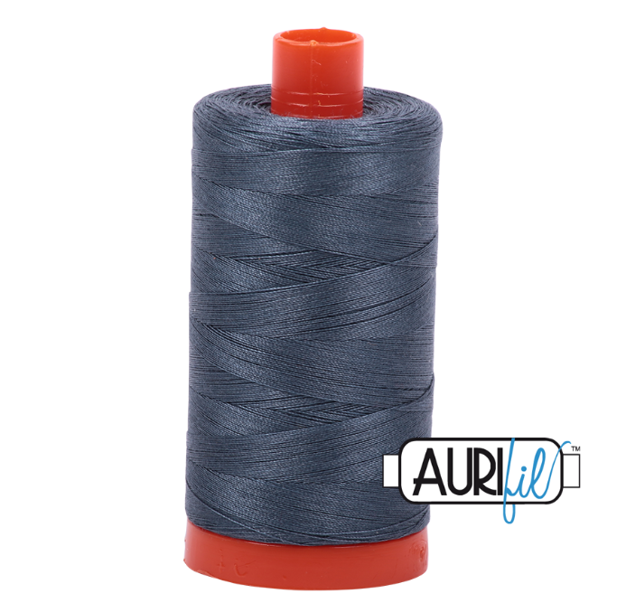 Aurifil #1158 (Medium Grey)<br>50 Wt. - 1422 Yds.