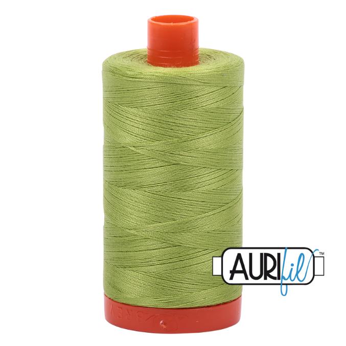 Aurifil #1231 (Spring Green)<br>50 Wt. - 1422 Yds.