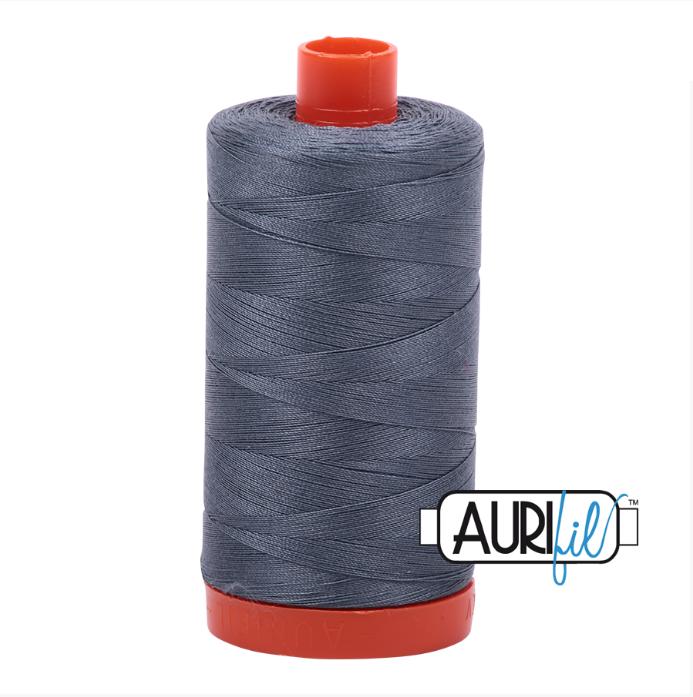 Aurifil #1246 (Dark Grey)<br>50 Wt. - 1422 Yds.