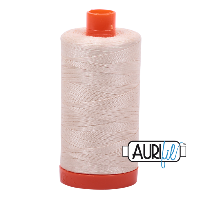 Aurifil #2000 (Light Sand)<br>50 Wt. - 1422 Yds.