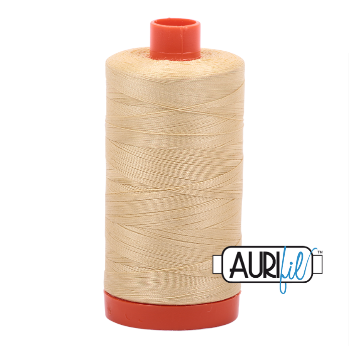 Aurifil #2125 (Wheat)<br>50 Wt. - 1422 Yds.