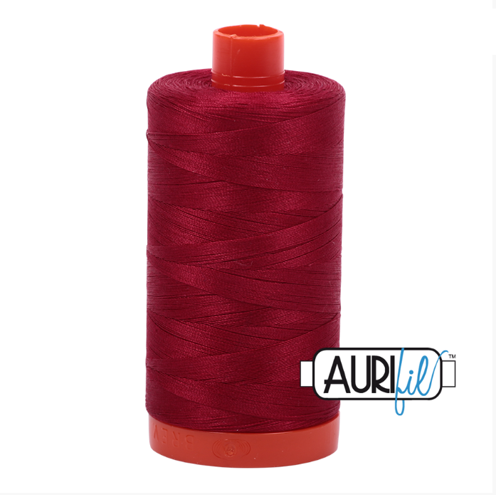 Aurifil #2260 (Red Wine)<br>50 Wt. - 1422 Yds.