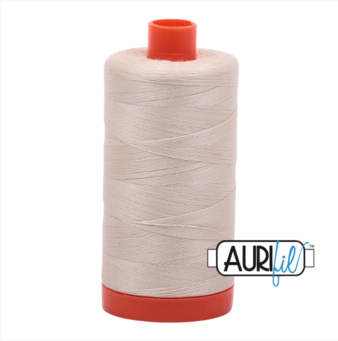 Aurifil #2310 (Light Beige)<br>50 Wt. - 1422 Yds.