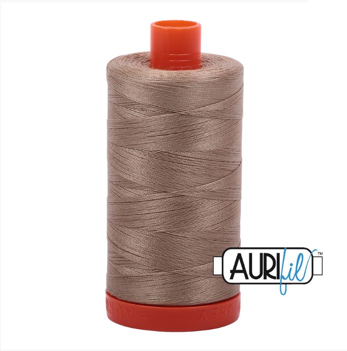 Aurifil #2325 (Linen)<br>50 Wt. - 1422 Yds.