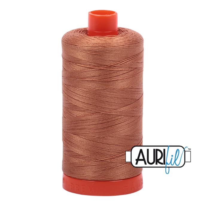 Aurifil #2330 (Light Chestnut)<br>50 Wt. - 1422 Yds.
