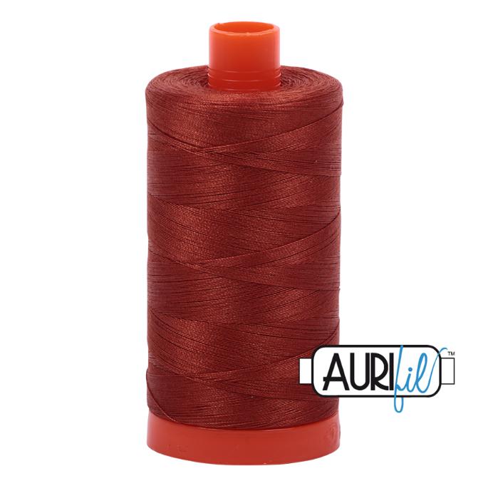 Aurifil #2350 (Copper)<br>50 Wt. - 1422 Yds.