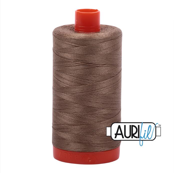 Aurifil #2370 (Sandstone)<br>50 Wt. - 1422 Yds.