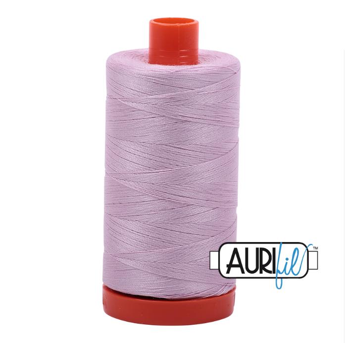 Aurifil #2510 (Light Lilac)<br>50 Wt. - 1422 Yds.