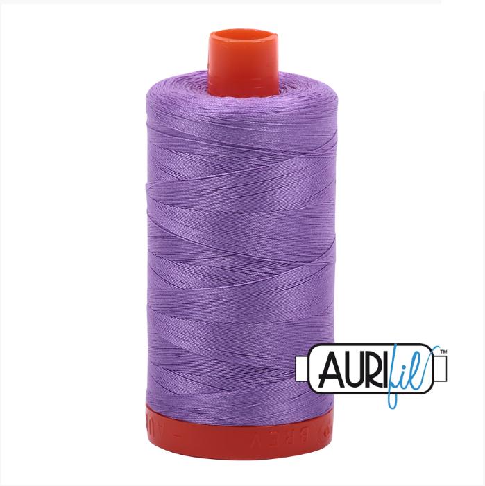 Aurifil #2520 (Violet)<br>50 Wt. - 1422 Yds.