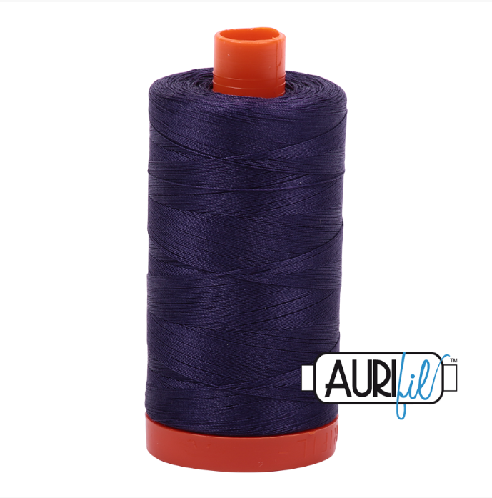Aurifil #2581 (Dark Dusty Grape)<br>50 Wt. - 1422 Yds.