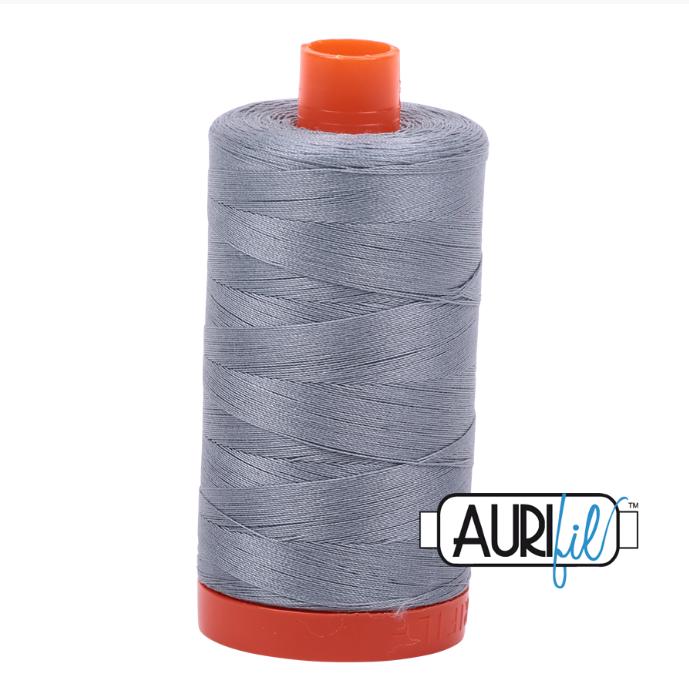 Aurifil #2610 (Light Blue Grey)<br>50 Wt. - 1422 Yds.