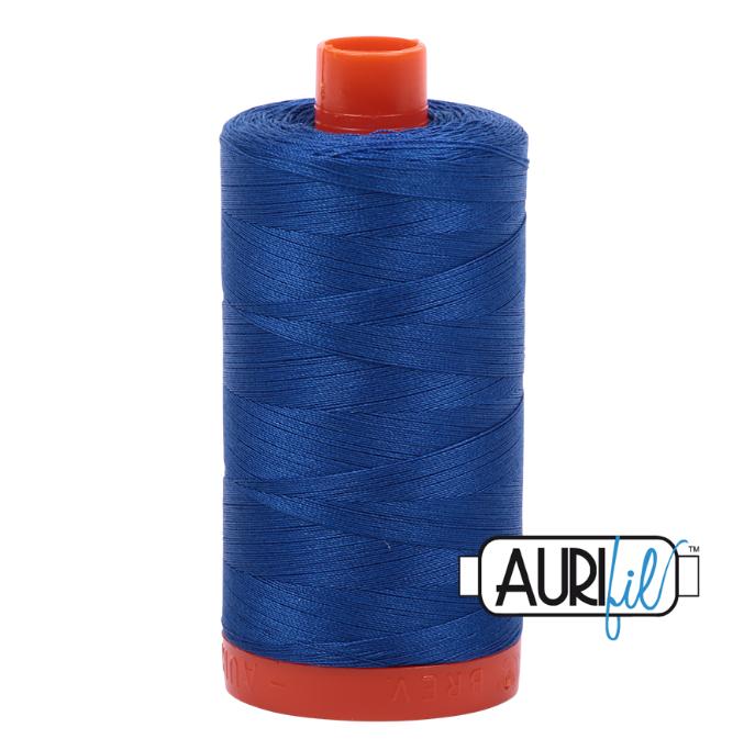 Aurifil #2735 (Medium Blue)<br>50 Wt. - 1422 Yds.