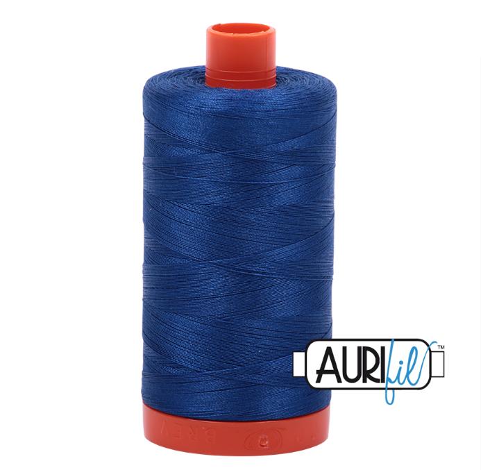 Aurifil #2740 (Dark Cobalt)<br>50 Wt. - 1422 Yds.