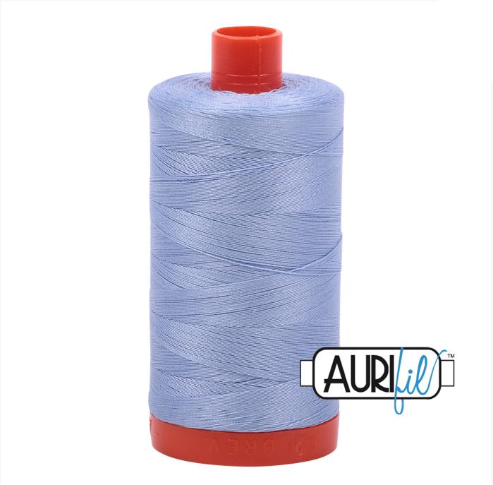 Aurifil #2770 (Very Light Delft Blue)<br>50 Wt. - 1422 Yds.