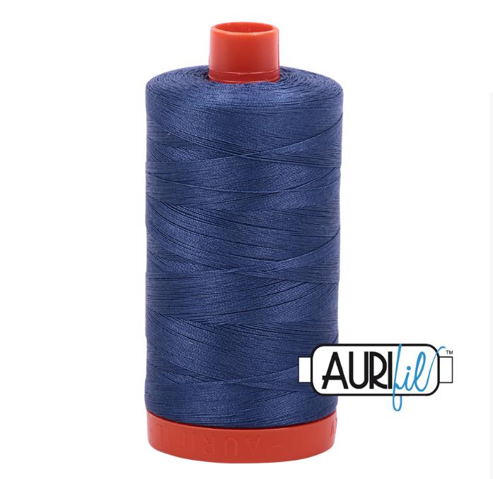 Aurifil #2775 (Steel Blue)<br>50 Wt. - 1422 Yds.