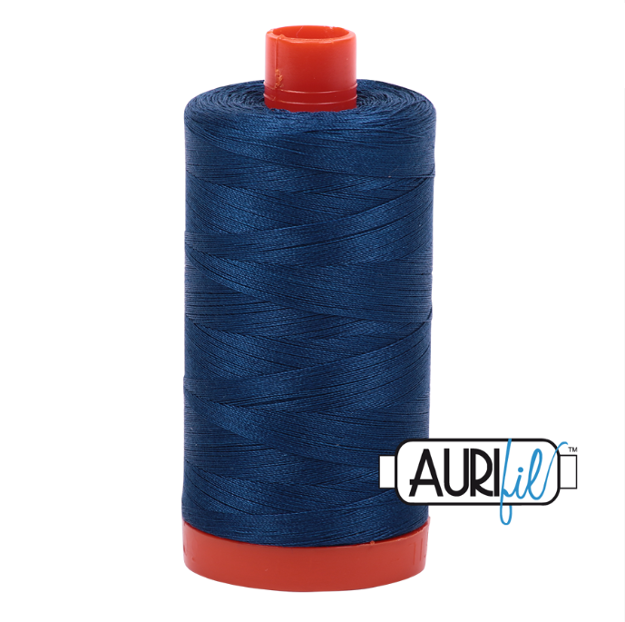 Aurifil #2783 (Medium Delft Blue)<br>50 Wt. - 1422 Yds.