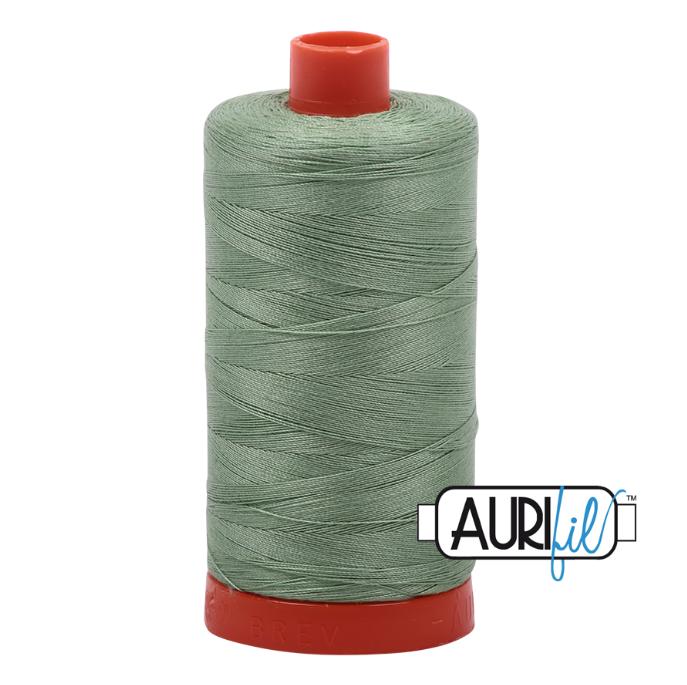 Aurifil #2840 (Loden Green)<br>50 Wt. - 1422 Yds.