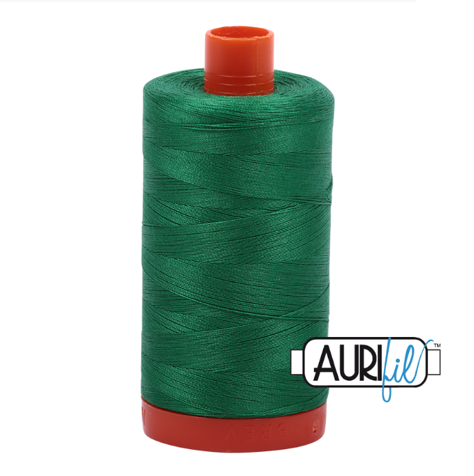 Aurifil #2870 (Green)<br>50 Wt. - 1422 Yds.