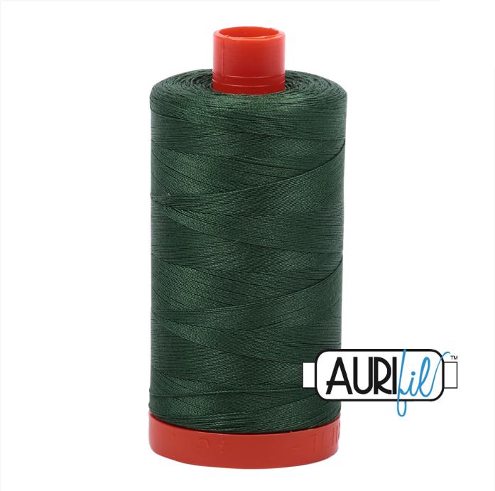 Aurifil #2892 (Pine)<br>50 Wt. - 1422 Yds.