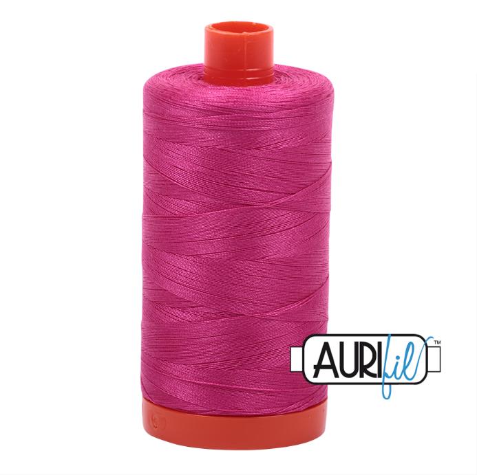 Aurifil #4020 (Fuchsia)<br>50 Wt. - 1422 Yds.