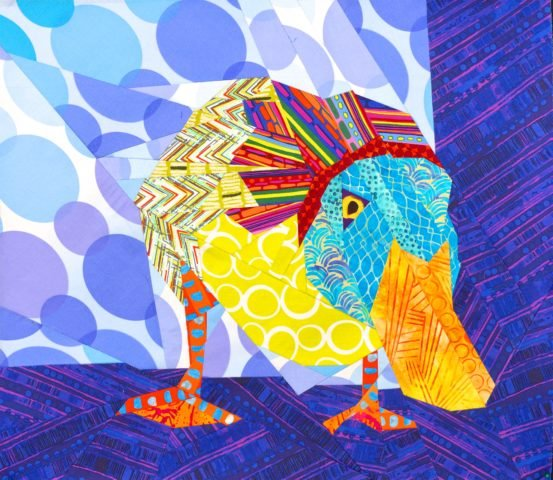 Curious Duck - Ann Shaw - Pattern