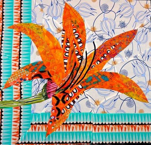 Day Lily - Ann Shaw - Pattern