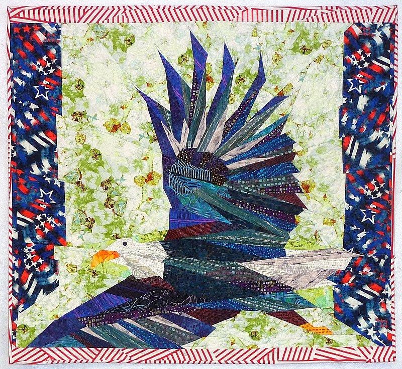 Eagle - Ann Shaw - Pattern