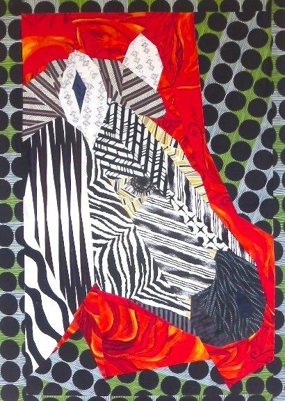 Grant's Zebra - Ann Shaw - Pattern