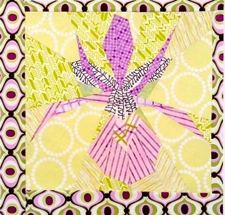 Clackamas Iris - Ann Shaw - Pattern