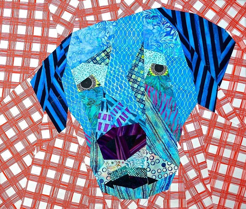 Labrador - Ann Shaw - Pattern