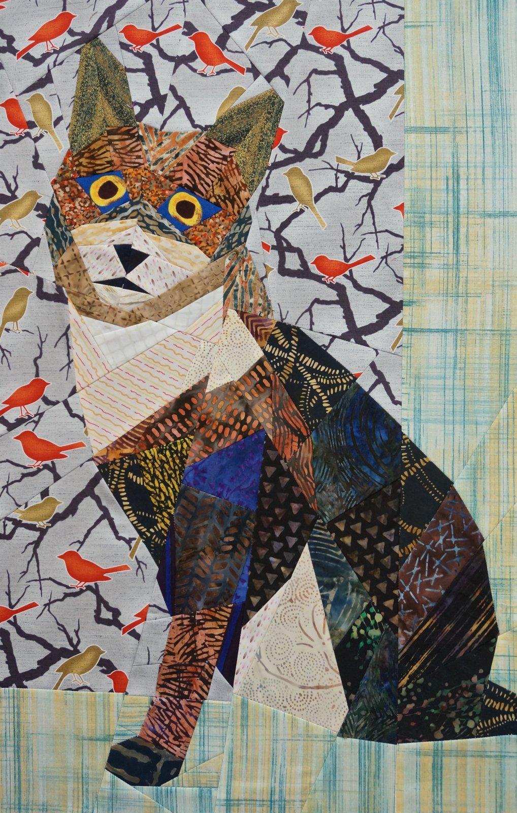 Meow - Ann Shaw - Pattern
