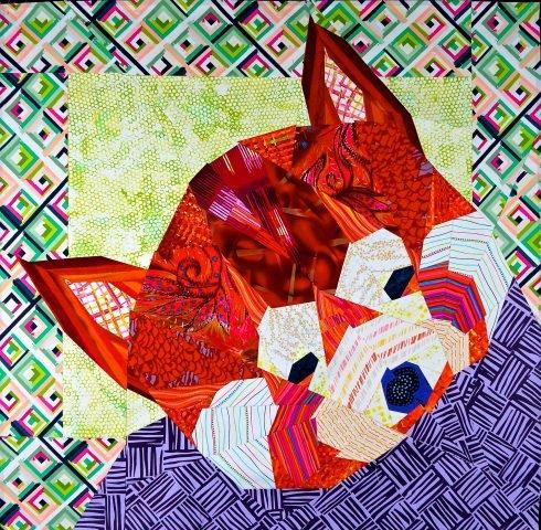 Red Panda - Ann Shaw - Pattern