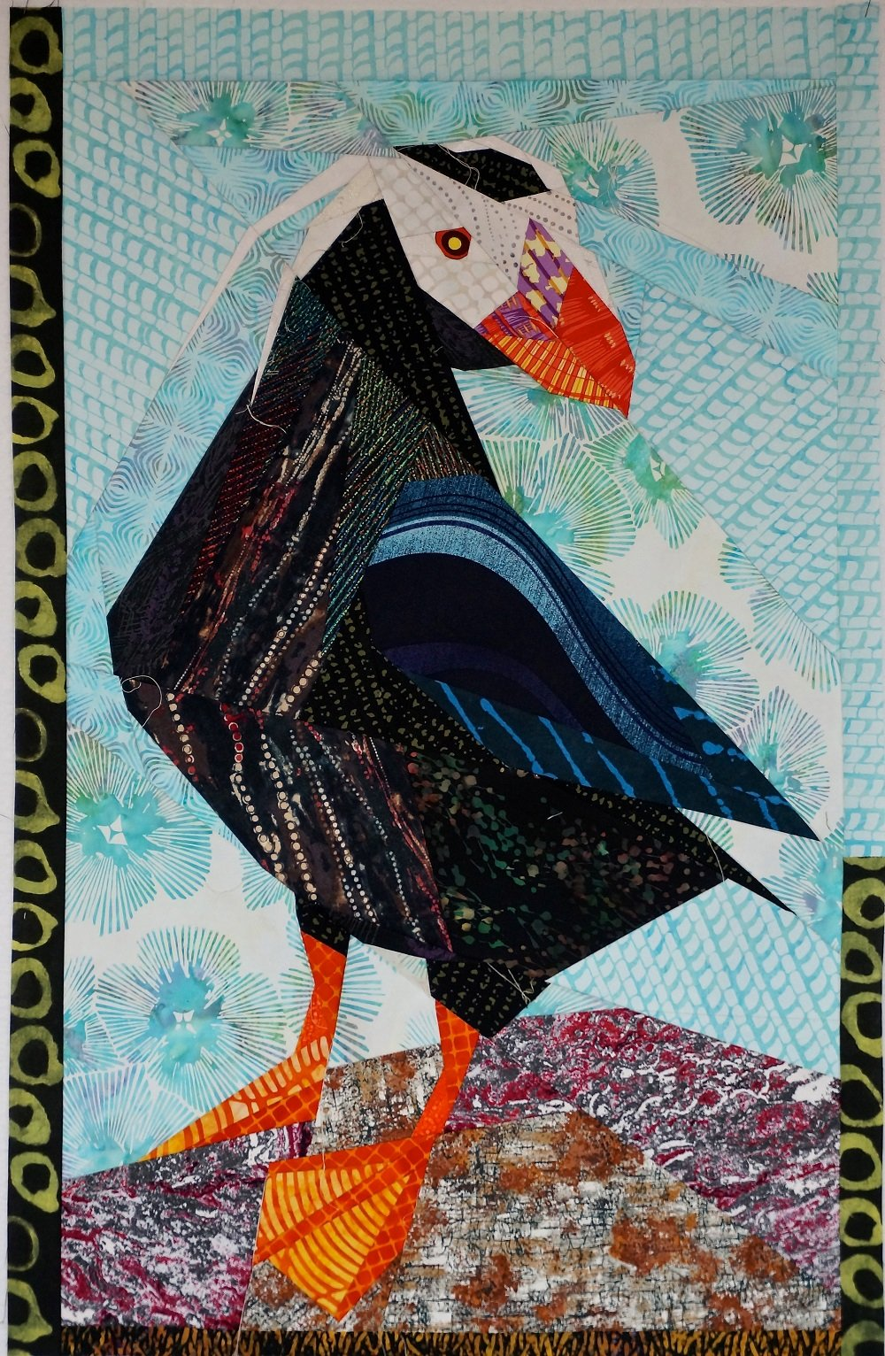 Tufted Puffin - Ann Shaw - Pattern