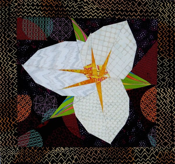 Trillium - Ann Shaw - Pattern
