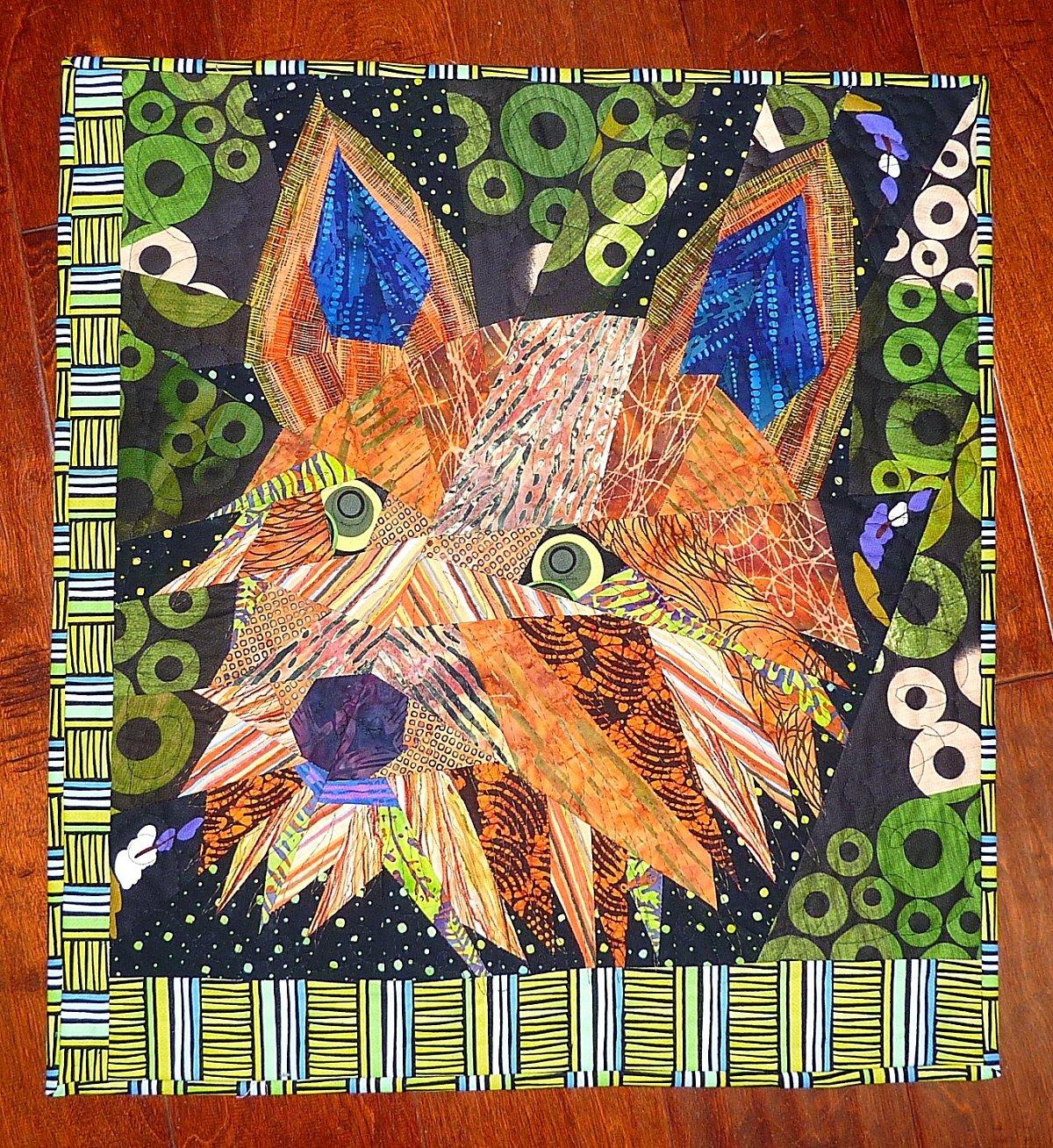 Yorkie - Ann Shaw - Pattern