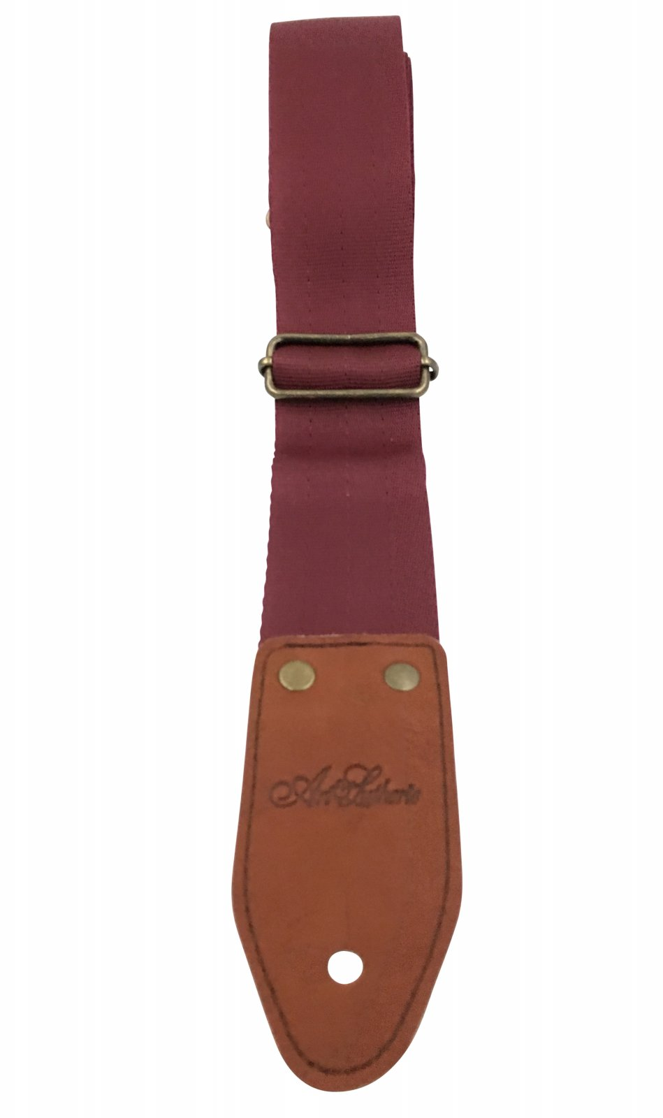 Art & Lutherie Bronco Red Guitar Strap