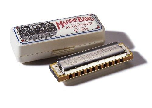 Hohner Marine Band 1896 Harmonica - G